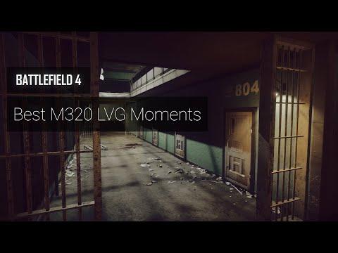 Battlefield 4 Best M320 LVG Moments, Kill Streak, Multi Kill
