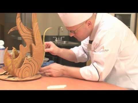 Decorative dead dough part 6