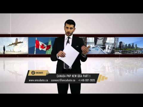 Immigration to Canada - Provincial Nominee Program Q&A - Episode 45 (Part 1)