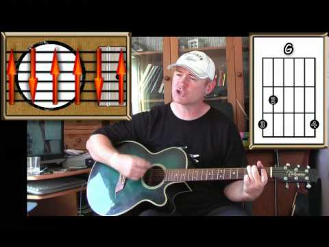Wots...Uh The Deal - Pink Floyd - Acoustic Guitar Lesson (easy-ish)