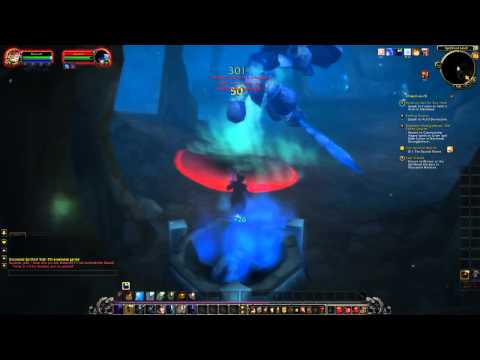 World of Warcraft The Ancient Brazier Quest HD