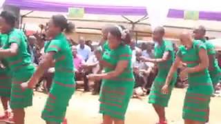 Uafcr choir katonda wamanyi