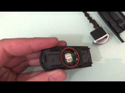 How to - Mazda Proximity Key Battery Replacement