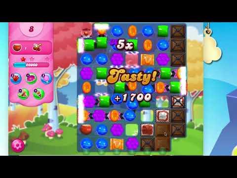 Candy Crush Saga Level 3180