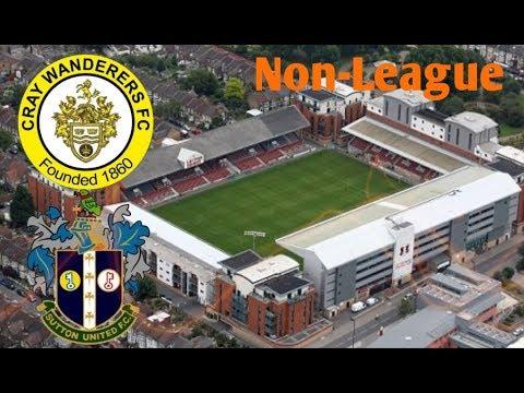 10 Non League Football Clubs in London!