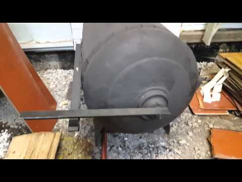diy wood stove part 5
