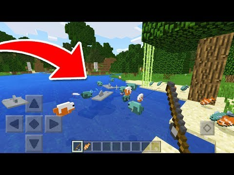 How To Get The Aquatic Update in Minecraft (Pocket Edition, Xbox, PC)