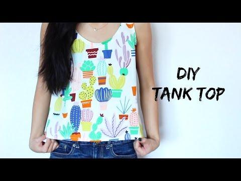 DIY Tank Top