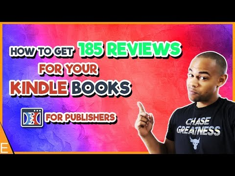 HOW TO GET ORGANIC REVIEWS FOR YOUR KINDLE BOOKS USING A ADVANCE REVIEW TEAM   CLICKFUNNELS TUTORIAL