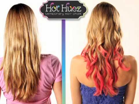 Hot Huez™ hair chalk | Top TV Stuff