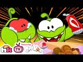 Om Nom Stories THE PRANK WAR Funny Cartoons For Children HooplaKidz TV