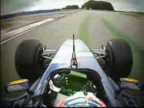 F1 Driving Lesson