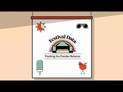 Festival Data: Tracking the Gender Balance of Music Festivals