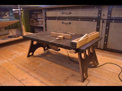 World´s Smallest Portable Table Saw?