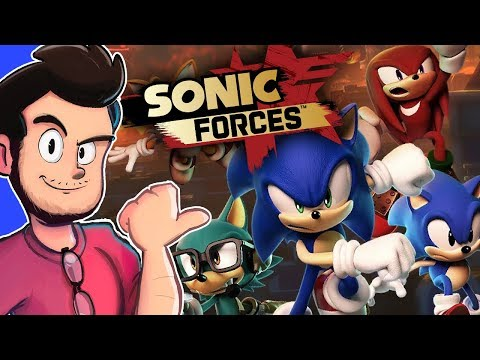 Sonic Forces - AntDude