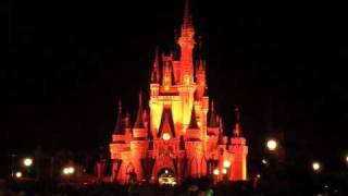 Walt Disney World music- Cinderella Castle area medley