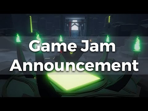 Let's Create Game Jam Announcement - Indie Game Jam [Itch.io, CrowdForge, Discord]