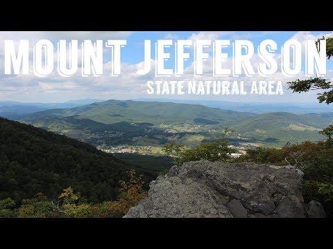 Mount Jefferson State Natural Area | Elk Knob State Park | Wandering Around In Wonder