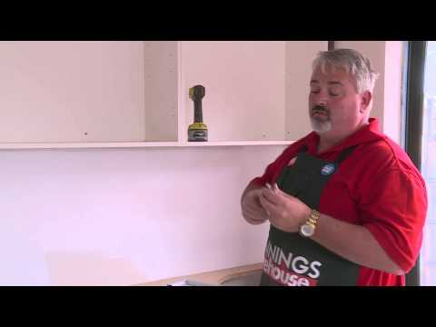 How To Install Frosted Glass Doors - DIY At Bunnings