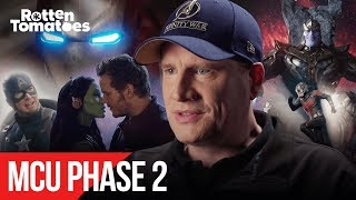 Download MCU Phase Two: Marvel Studios President Kevin Feige Describes the MCU's Evolution | Rotten Tomatoes Video