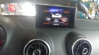 2015 Audi A3 8V MMI Infotainment System with Android 4 2 2