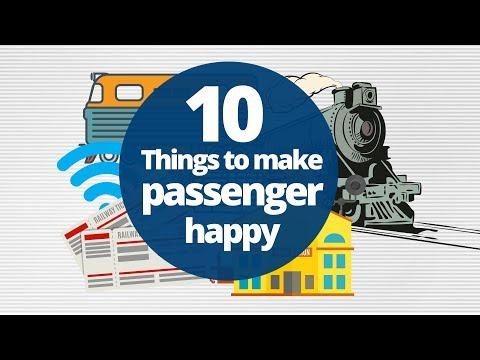Railway Budget 2018: 10 Things To Make Passengers Happy