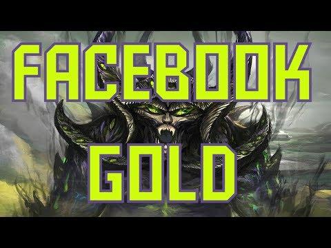 Last Week in Spellweaver - Facebook gold