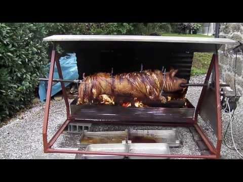The Ultimate Hog Roast !