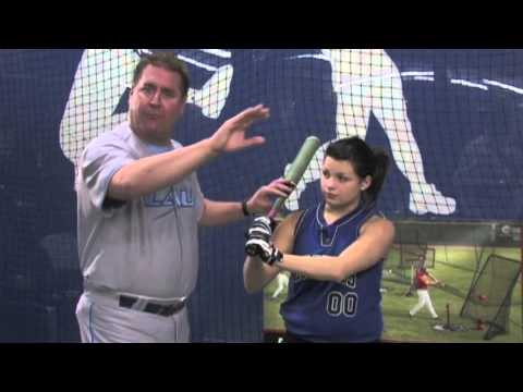 Hitting Tips for girls fast pitch softball hitting With top hitting coach, Charley Lau Jr.