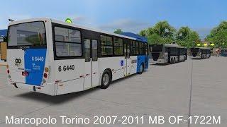 OMSI 2 - MAPA SAVOY MUNICIPAL - LINHA 7110