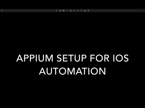 How to configure appium for iOS(Latest) without Paid Developer Account