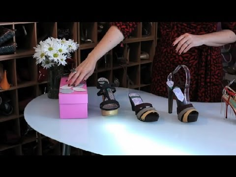 How to Quiet Loud High Heel Shoes : All About Shoes