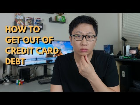 How to Get Out of Card Debt