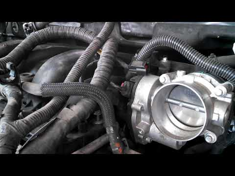 Spark plug replacement 2013 Ford Edge 3.5L V6.  How to Install, remove or replace