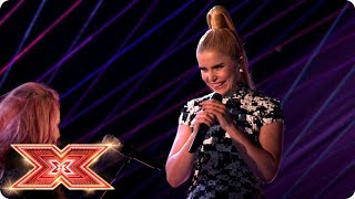 Paloma Faith helps Grace Davies get back to her Roots | Final | The X Factor 2017