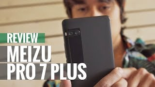 Meizu Pro 7 Plus review: Next step or dead end?