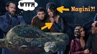 Fantastic Beasts 2 erzählt NAGINIS Vorgeschichte?! 😱