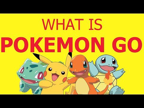 Pokemon Go explained in 3 MINS!