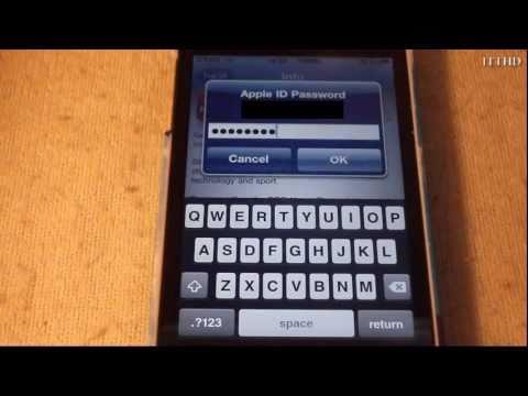 Have Your iPhone or iPod touch Auto-Enter Your App-Store Password