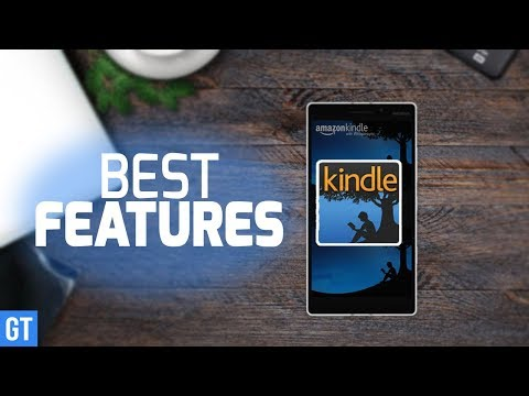 Amazing Features of the New Kindle App