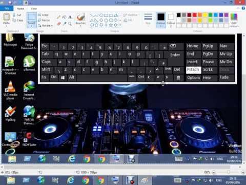How to take a screenshot in Windows 8 or 8 1   Windows 8 Tutorial