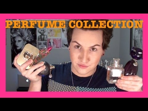 Perfume Collection & Favorites! ♡ CaseyCouture604