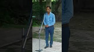 Comrade Sunil Chak kataru speech krrde hoe