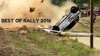 BEST OF RALLY 2016 - CRASH & SHOW [HD]