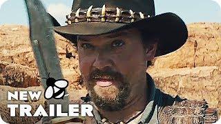 Dundee Teaser Trailer (2018) Danny McBride Movie