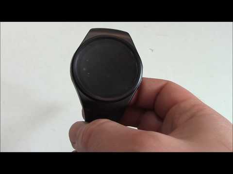 KW18 Smartwatch Back Cover Removal Instructions