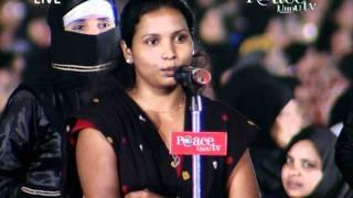Non Muslim sisters Accepting Islam 2011 Live On Peace Tv urdu, HD