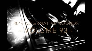 80s Afro Cosmic Alternative Sounds  Volume93