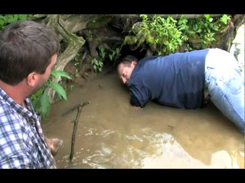 Noodling for Snapping Turtles