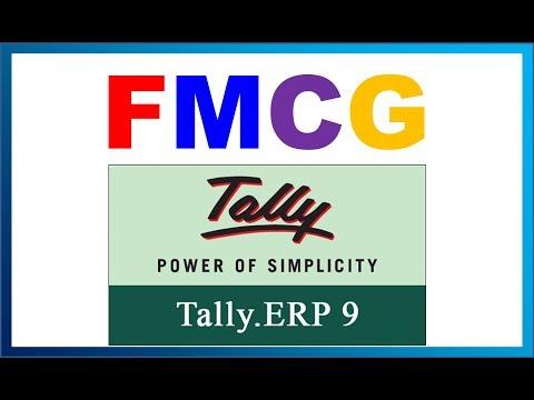 FMCG to Tally
